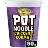 Pot Noodle Chicken Korma Standard noodle 90g
