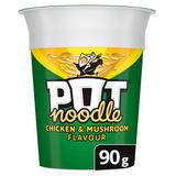 Pot Noodle Chicken & Mushroom Standard 90 g