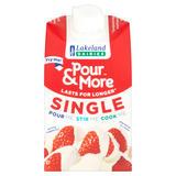 Pour & More Single Cream Alternative 250ml