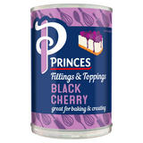 Princes Fillings & Toppings Black Cherry 410g