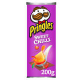 Pringles Sweet Chilli Crisps 200g
