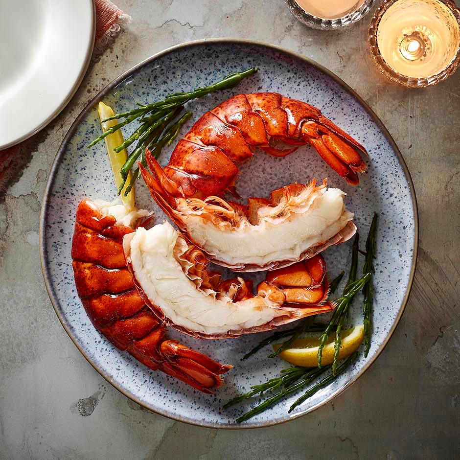 Luxury Canadian Lobster Tails