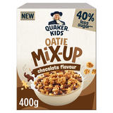 Quaker Kids Oatie Mix-Up Chocolate Cereal 400g