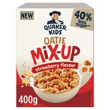 Quaker Kids Oatie Mix-Up Strawberry Cereal 400g