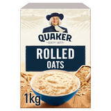 Quaker Rolled Porridge Oats 1kg
