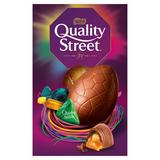 Quality Street Milk Chocolate Giant Easter Egg 311g