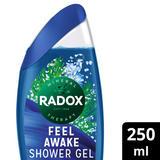 Radox Feel Awake 2-in-1 Shower Gel & Shampoo 250 ml