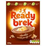 Ready Brek Smooth Porridge Oats Chocolate 450g