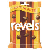 Revels Chocolate Extra Free Treat Bag 89g
