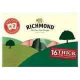 Richmond 16 Thick Pork Sausages 2 x 454g