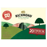 Richmond 20 Thick Pork Sausages 2 x 567g