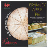 Roberts Country Fayre Bramley Apple Pie 2kg