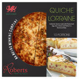 Roberts Country Fayre Quiche Lorraine