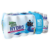 Robinsons Fruit Shoot Hydro Blackcurrant Flavoured Water Drink 24 x 200ml