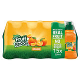 Robinsons Fruit Shoot Orange 15 x 200ml