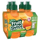 Robinsons Fruit Shoot Orange Juice Drink 4 x 200ml