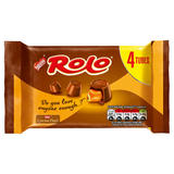 Rolo Chocolate Multipack 4 x 41.6g (166.4g)