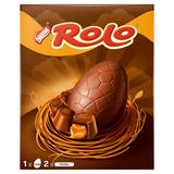 Rolo Milk Chocolate Large Easter Egg 284g
