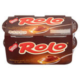 Rolo Milk Chocolate & Toffee Dessert 4 x 65g
