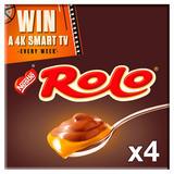 Rolo Milk Chocolate & Toffee Dessert 4x65g