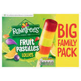 Rowntree's Fruit Pastilles Ice Lollies 8x65ml