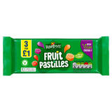 Rowntree's Fruit Pastilles Vegan Friendly Sweets Multipack 42.8g 3 Pack PMP £1
