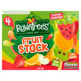 Rowntree's Fruit Stack 4 x 70ml
