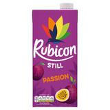 Rubicon Still Passion Juice Drink 1 Litre