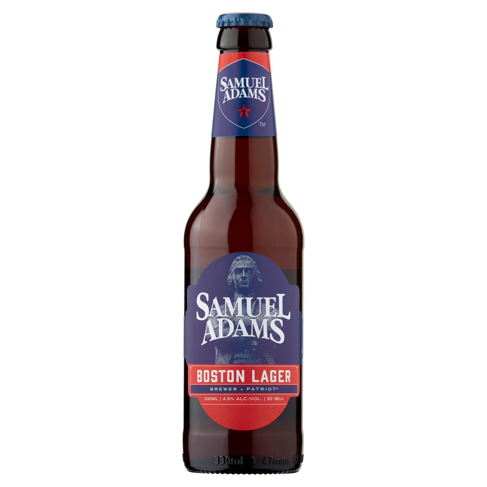 Samuel Adams Boston Lager 6pk 12oz Btl - Legacy Wine and