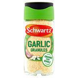 Schwartz Garlic Granules 50g Jar