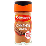 Schwartz Ground Cinnamon 39g Jar
