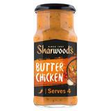 Sharwood's Butter Chicken Mild Curry Sauce 420g