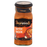 Sharwood's Butter Chicken Mild Curry Sauce 420g
