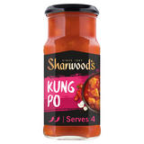 Sharwood's Kung Po Chinese Cooking Sauce 425g