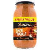 Sharwood's Tikka Masala Cooking Sauce 720g