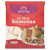 Shazans 20 Meat Samosas 650g