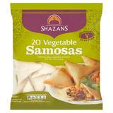 Shazans 20 Vegetable Samosas 650g