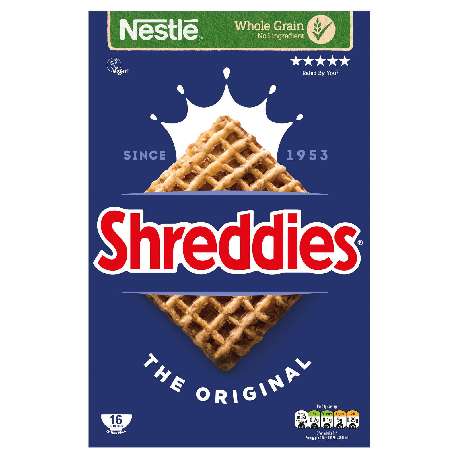 Shreddies The Original 675g