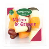 Simply Fruit Prepared Melon & Grape 160g