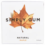 Simply Gum Natural Maple