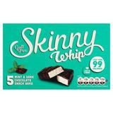Skinny Whip Mint & Dark Chocolate Snack Bars 5 x 25g