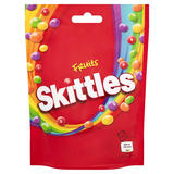 Skittles Fruits Sweets Pouch 152g