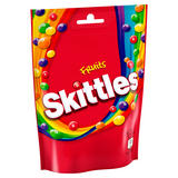 Skittles Fruits Sweets Pouch Bag 152g