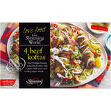 Slimming World  4 Beef Koftas 300g