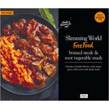 Slimming World Braised Steak and Root Veg Mash 550g