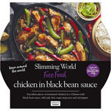 Slimming World Chicken in Black Bean Sauce 500g