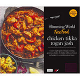 Slimming World Chicken Tikka Rogan Josh 500g