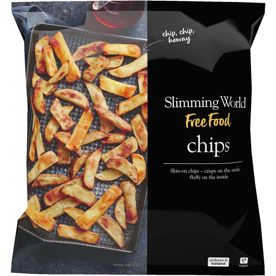 slimming w9rld chipsuri
