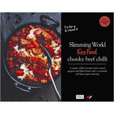 Slimming World Chunky Beef Chilli 550g