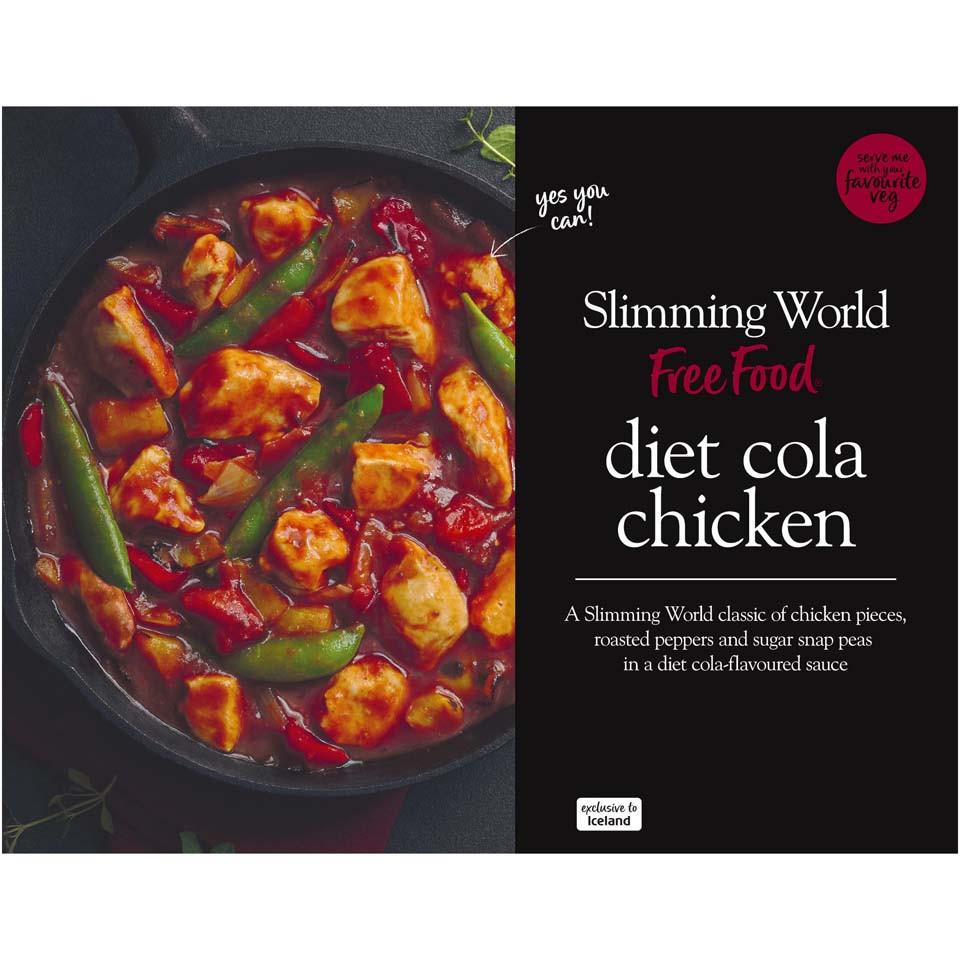 diet cols chicken recipe